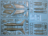 Italeri 2682, F-84F Thunderstreak with Super Decal Sheet, Scale 1:48
