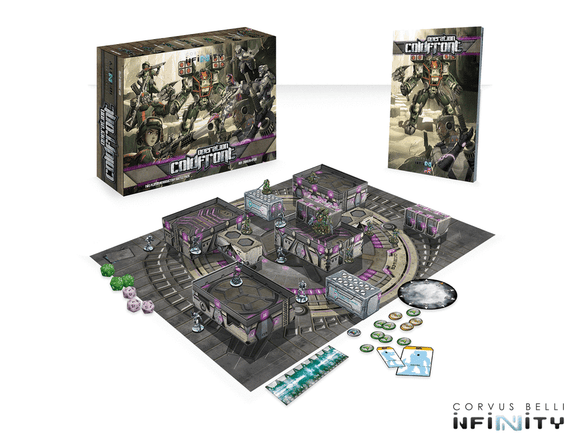Operation Coldfront Starter Set. FREE POSTAGE
