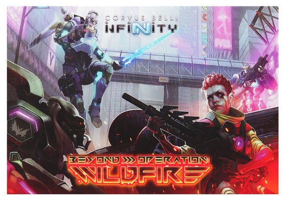 Infinity: 280028-0798, Beyond Wildfire - Expansion Pack