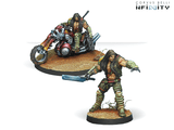 Infinity: 280469-0493. Kasym Beg, Kum Chieftain (Chain Rifle) - Haqqislam