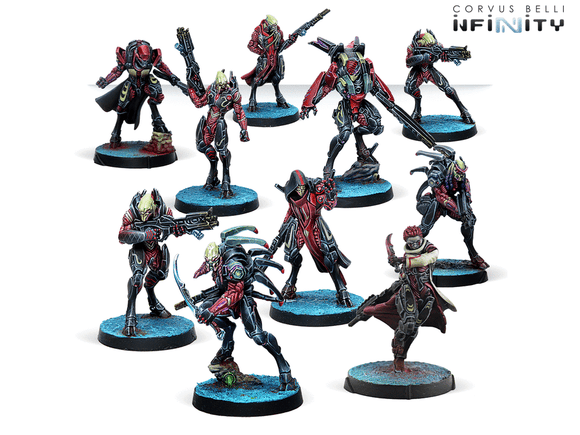 Combined Army: Shasvastii Action Pack. FREE POSTAGE