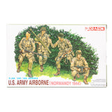 Dragon 6010 - U.S. Army Airborne, Normandy 1944 (4), 1:35 scale.