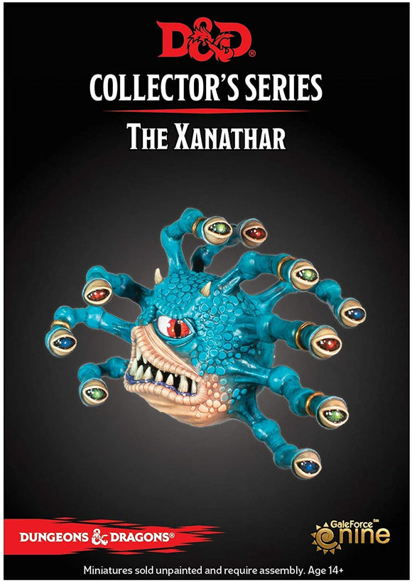 The XANATHAR, D&D Collector's Series, Resin Miniature