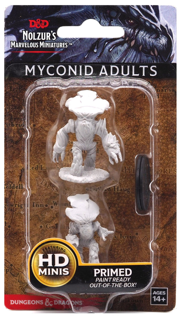 D&D Nolzur's Marvellous Miniatures - Myconid Adults
