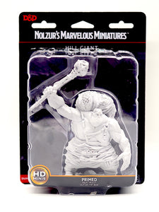 D&D Nolzur's Marvellous Miniatures - Hill Giant