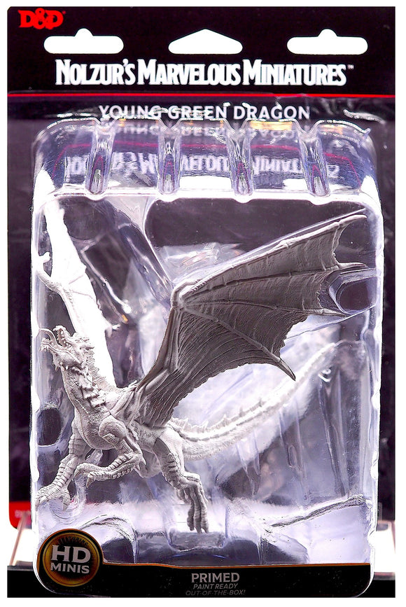 D&D Nolzur's Marvellous Miniatures - Young Green Dragon
