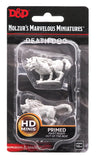 D&D Nolzur's Marvellous Miniatures - Death Dog