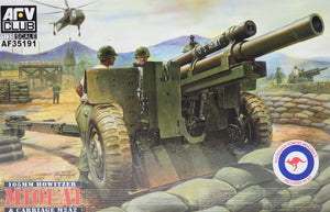 AFV Club 35191 - 105mm Howitzer M101 A1 & Carriage 1:35 scale