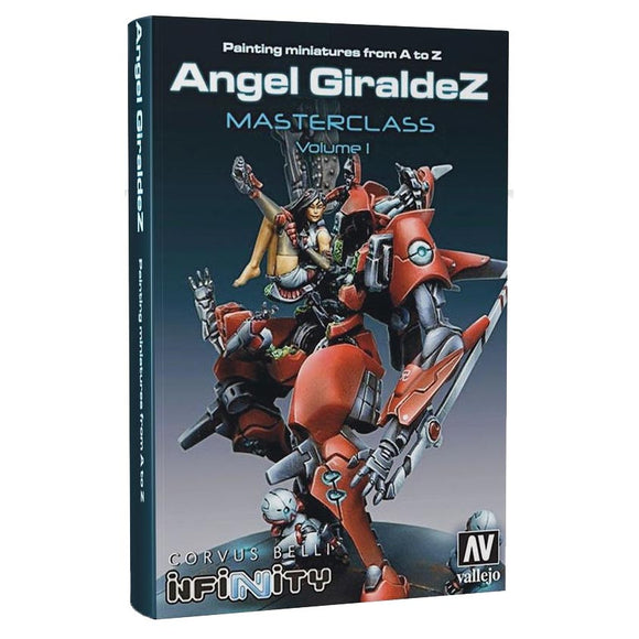 Angel Giraldez MASTERCLASS Volume 1 - Painting Miniatures from A to Z