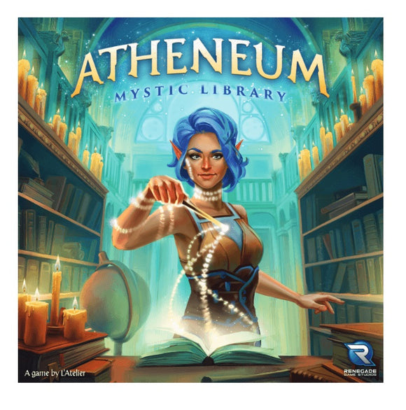 Atheneum Mystic Library. FREE Postage