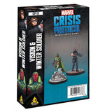 Marvel: Crisis Protocol VISION & WINTER SOLDIER Character Pack