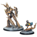Marvel: Crisis Protocol ROCKET & GROOT Character pack