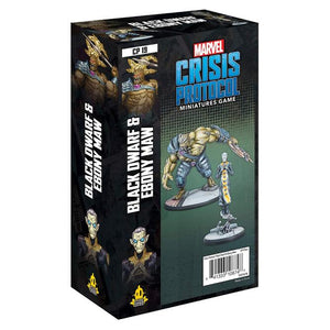 CP19 Marvel: Crisis Protocol BLACK DWARF & EBONY MAW Character Pack