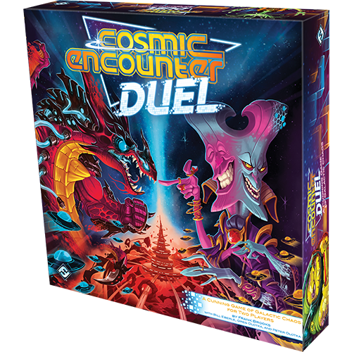 Cosmic Encounters Duel