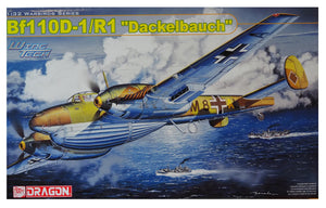"DR3207 Dragon. Bf110D-1/R1 ""Dackelbauch"" Scale 1:35. FREE POSTAGE"