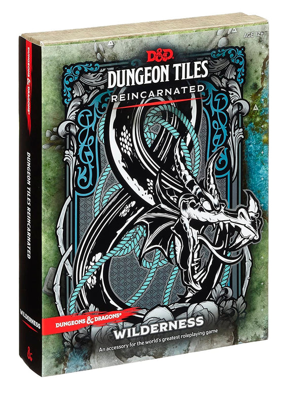 D&D Dungeon Tiles Reincarnated - Wilderness - 5th Edition
