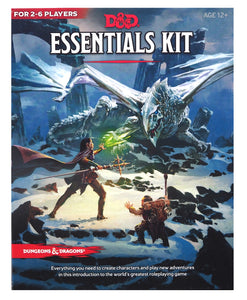 D&D Dungeons and Dragons Essentials Kit