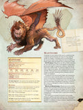 D&D Monster Manual - 5th Edition Hardcover