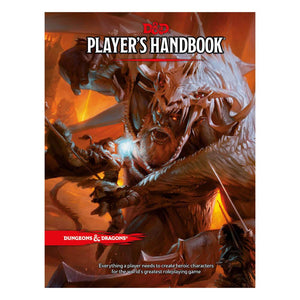 D&D Players Handbook - 5th Edition Hardcover