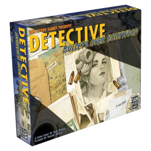 Detective, City of Angels - Bullets Over Hollywood Expansion