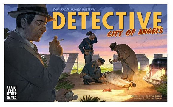Detective, City of Angels