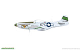 ED011142 Eduard, Very Long Range: Tales of Iwo Jima. Mustang P-51D. Ltd Ed. 1:48 Scale