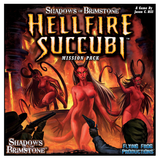 Shadows of Brimstone Expansion, Hellfire Succubus. Mission Pack