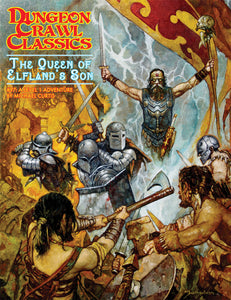 """The Queen of Elfland's Son"", D&D Fifth Edition Dungeon Crawl Classics #97 - Adventure Module Level 1"