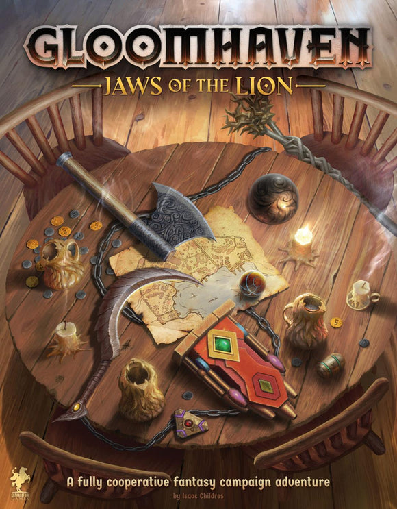 Gloomhaven - Jaws of the Lion. FREE POSTAGE