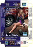"MB24066 Master Box. ""Caught in the Crossfire - Sarah Woods"", Heist Series #3. Scale 1:24"