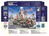 "MB35183 Master Box. ""Pin-Ups""  Scale 1:35"