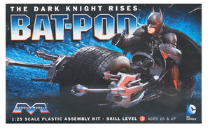 MO920 Moebius, The Dark Knight Rises BAT-POD, 1:25 Scale