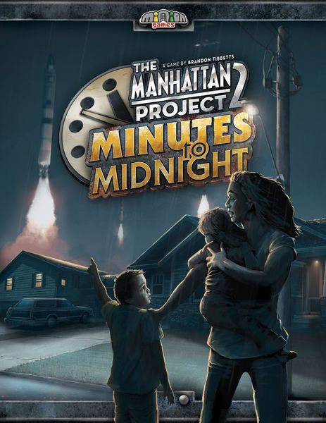 The Manhattan Project 2: Minutes to Midnight - FREE POSTAGE