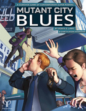 Mutant City Blues RPG - 2nd Edition