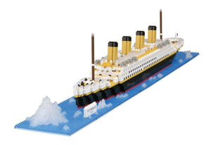 Titanic. NB-021 - Challenger Series- 1800 Pieces, Level 5. FREE POSTAGE