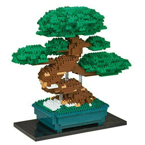Bonsai Matsu Deluxe-Challenger Deluxe Series. NB-039 - 1130 Pcs, Lvl 5. FREE POSTAGE