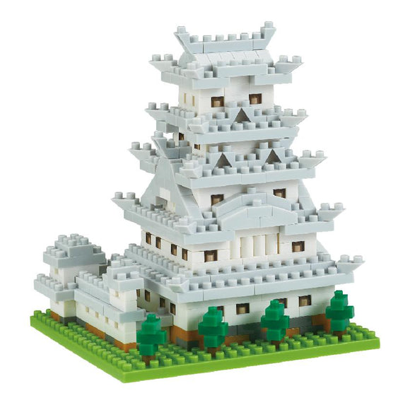 Himeji Castle. Places to See Series. NBH-197. 490 Pieces, Level 3