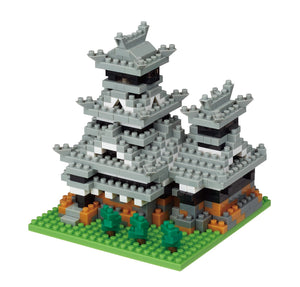 Kumamoto Castle - Challenger Deluxe Series - 500 Pieces, Level 3