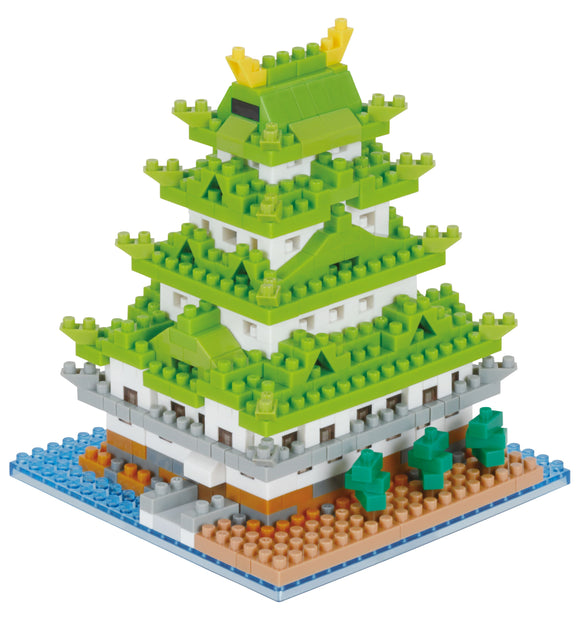 Nagoya Castle, Challenger Deluxe Series. NBH-207. 550 Pieces, Level 3