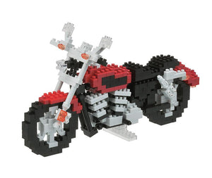 Motorcycle - Challenger Series. 440 pcs, Level 5