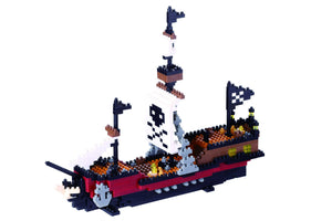 Pirate Ship - Challenger Series - 780 Pieces, Level 3