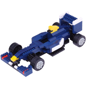 Formula One Car - Challenger Series - 400 Pieces, Level 4.