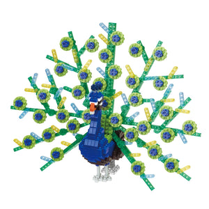 Deluxe Peacock - Challenger Series- 600 Pieces, Level 5