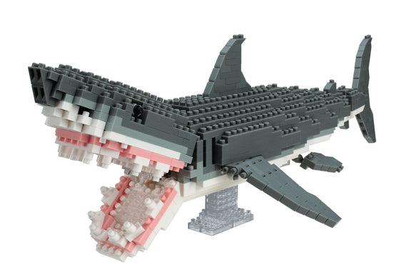 Great White Shark - Challenger Series - 780 Pieces, Level 3