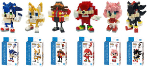 Sonic the Hedgehog Series - Complete Set - FREE POSTAGE