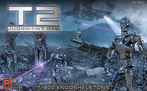 Pegasus PEG9017 - T2 Judgement Day T-800 Endoskeletons 1:32 scale