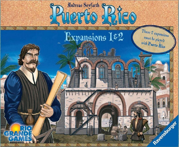Puerto Rico Expansions 1 & 2