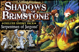 Shadows of Brimstone Expansion, Serpentman of Jargong Deluxe Enemy Pack