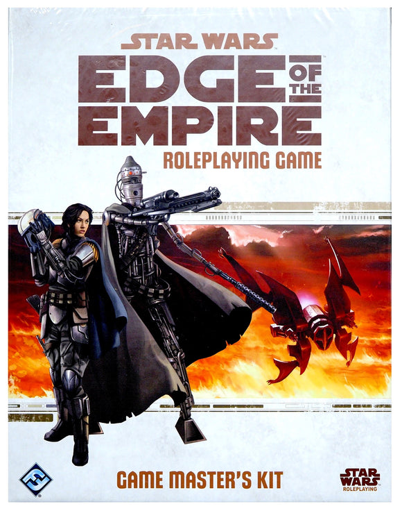 Star Wars: Edge of the Empire - Game Masters Kit