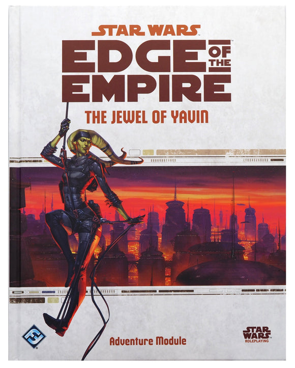 Star Wars: Edge of the Empire - The Jewel of Yavin, Adventure Module